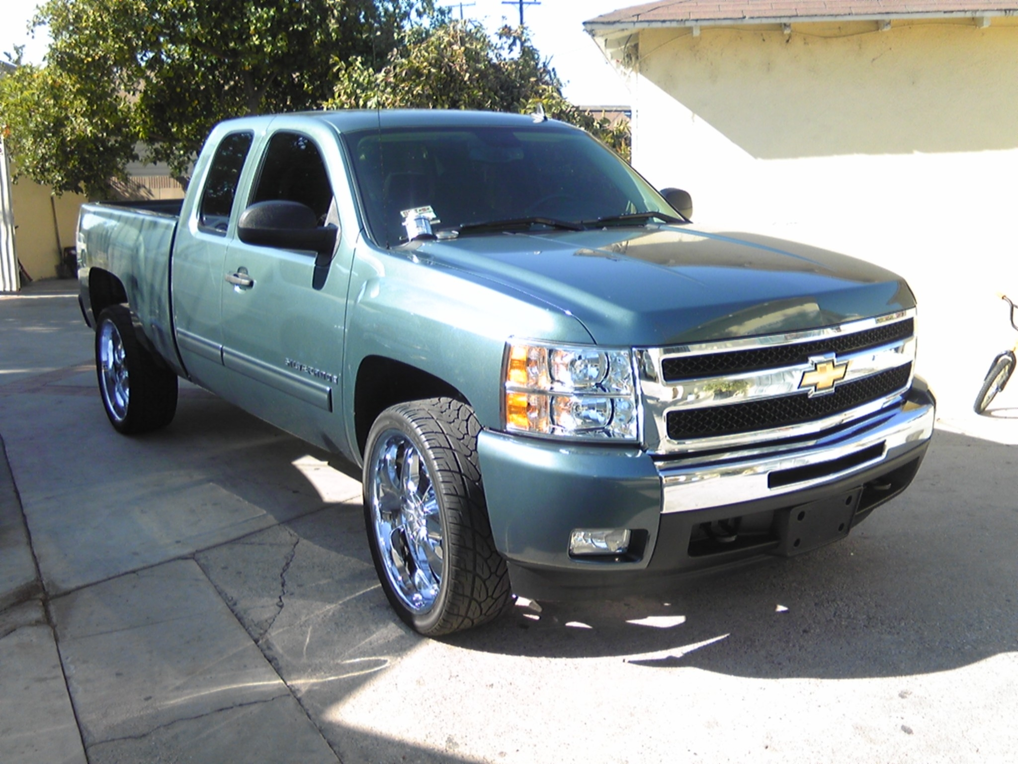 el aguacatero 2009 chevrolet silverado 1500 regular cab. Black Bedroom Furniture Sets. Home Design Ideas