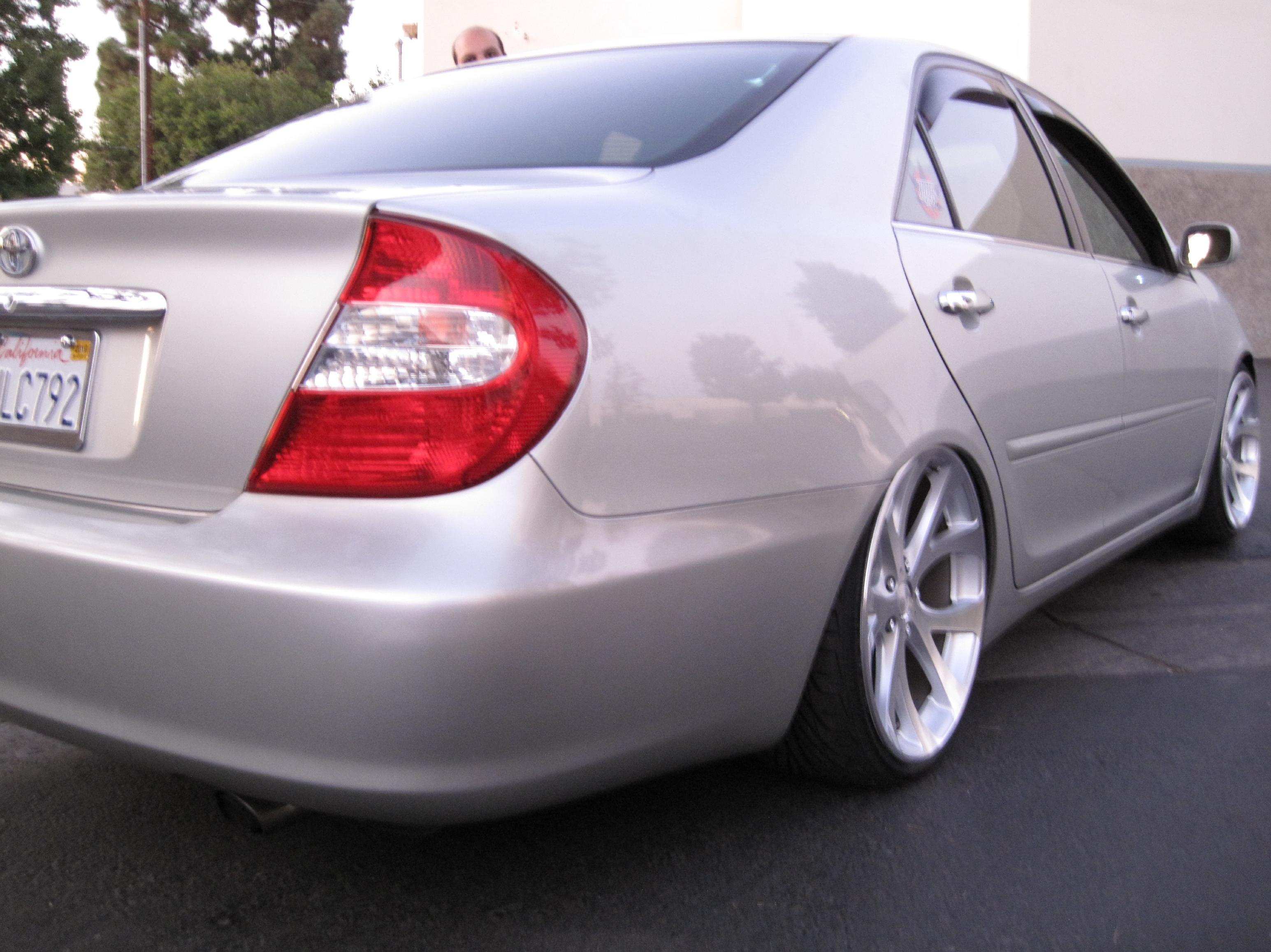 Another allmotr3fitty 2002 Toyota Camry post... - 13925022