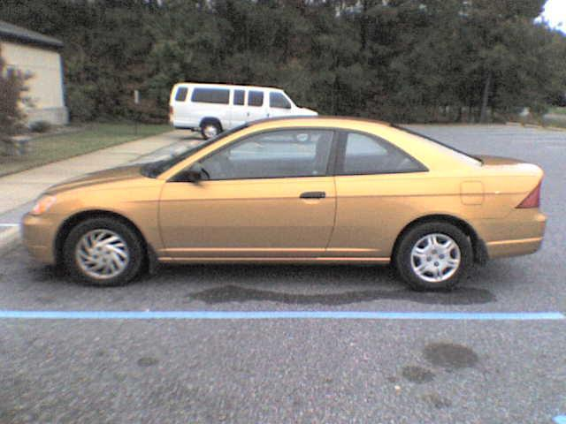 Attractive1 2001 Honda Civic 13927595