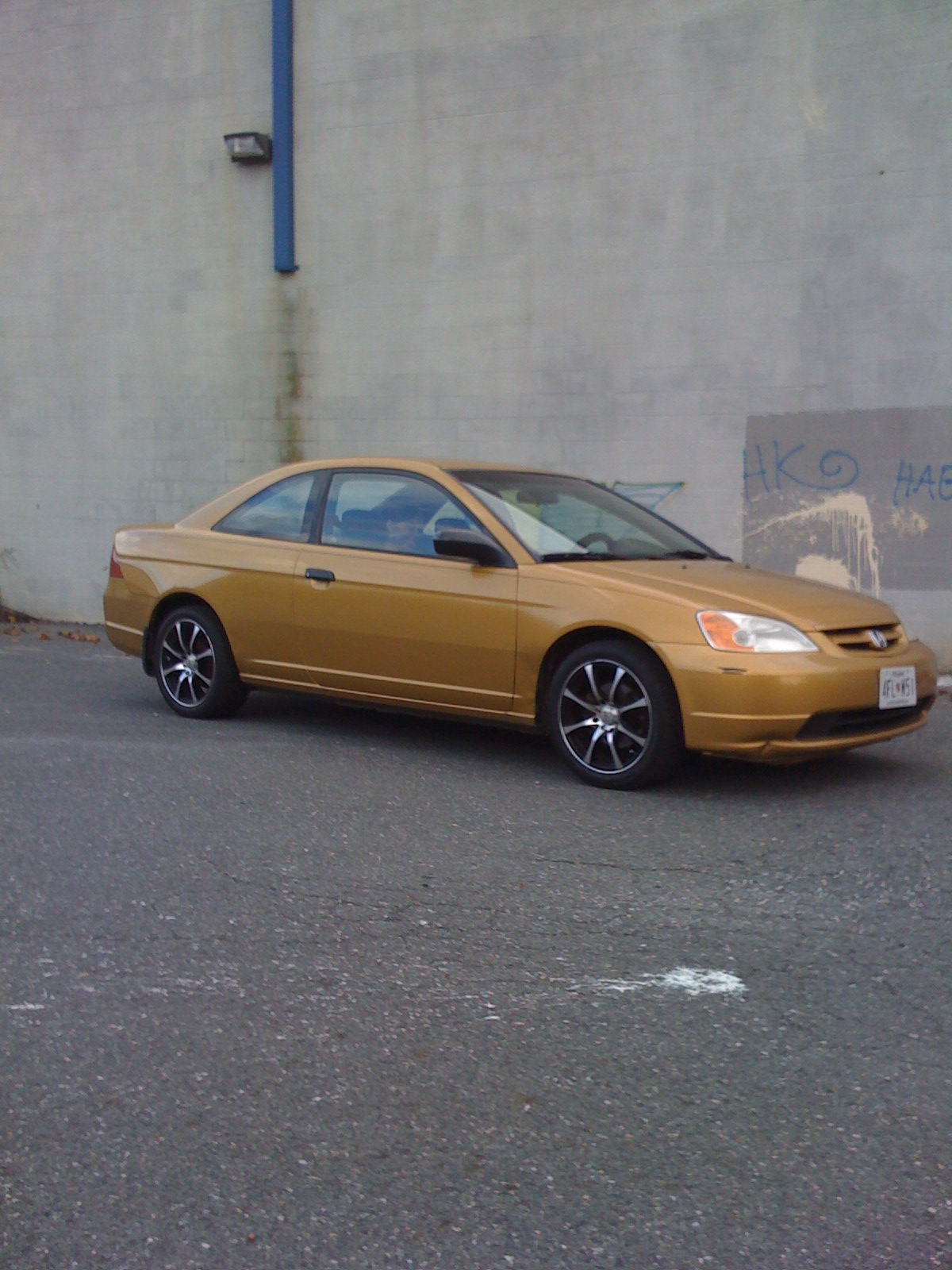 Another Attractive1 2001 Honda Civic post... - 13927617