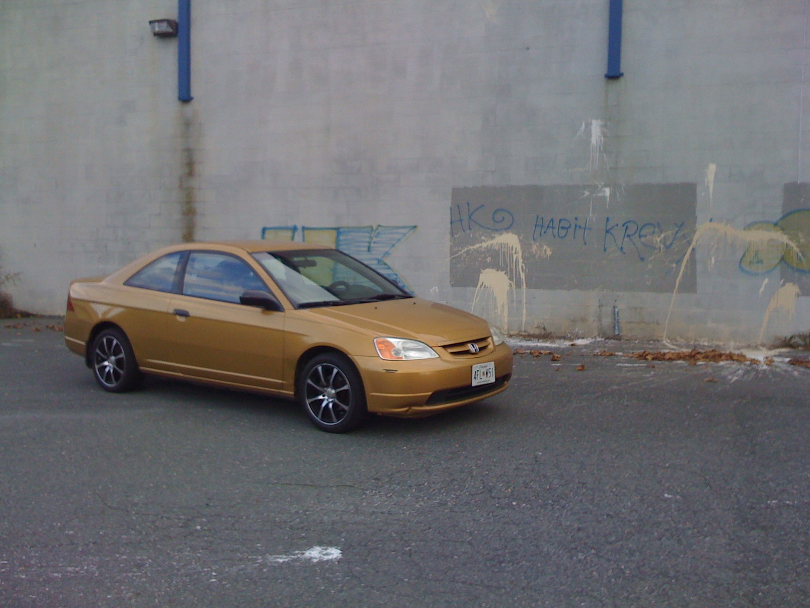 Another Attractive1 2001 Honda Civic post... - 13927618