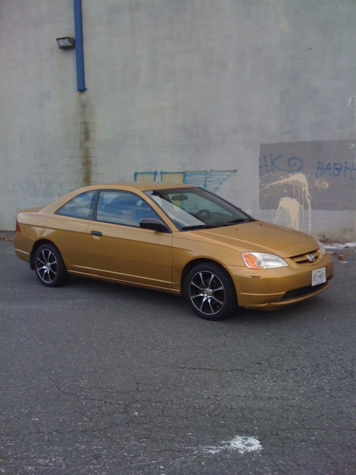 Another Attractive1 2001 Honda Civic post... - 13927619