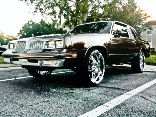 JonYoungMusic 1984 Oldsmobile Cutlass Supreme 13928480