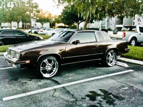 JonYoungMusic 1984 Oldsmobile Cutlass Supreme 13928481