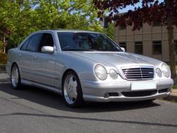 crammy69s 2001 Mercedes-Benz E-Class