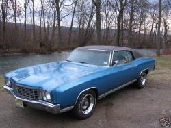 jayyman71s 1972 Chevrolet Monte Carlo