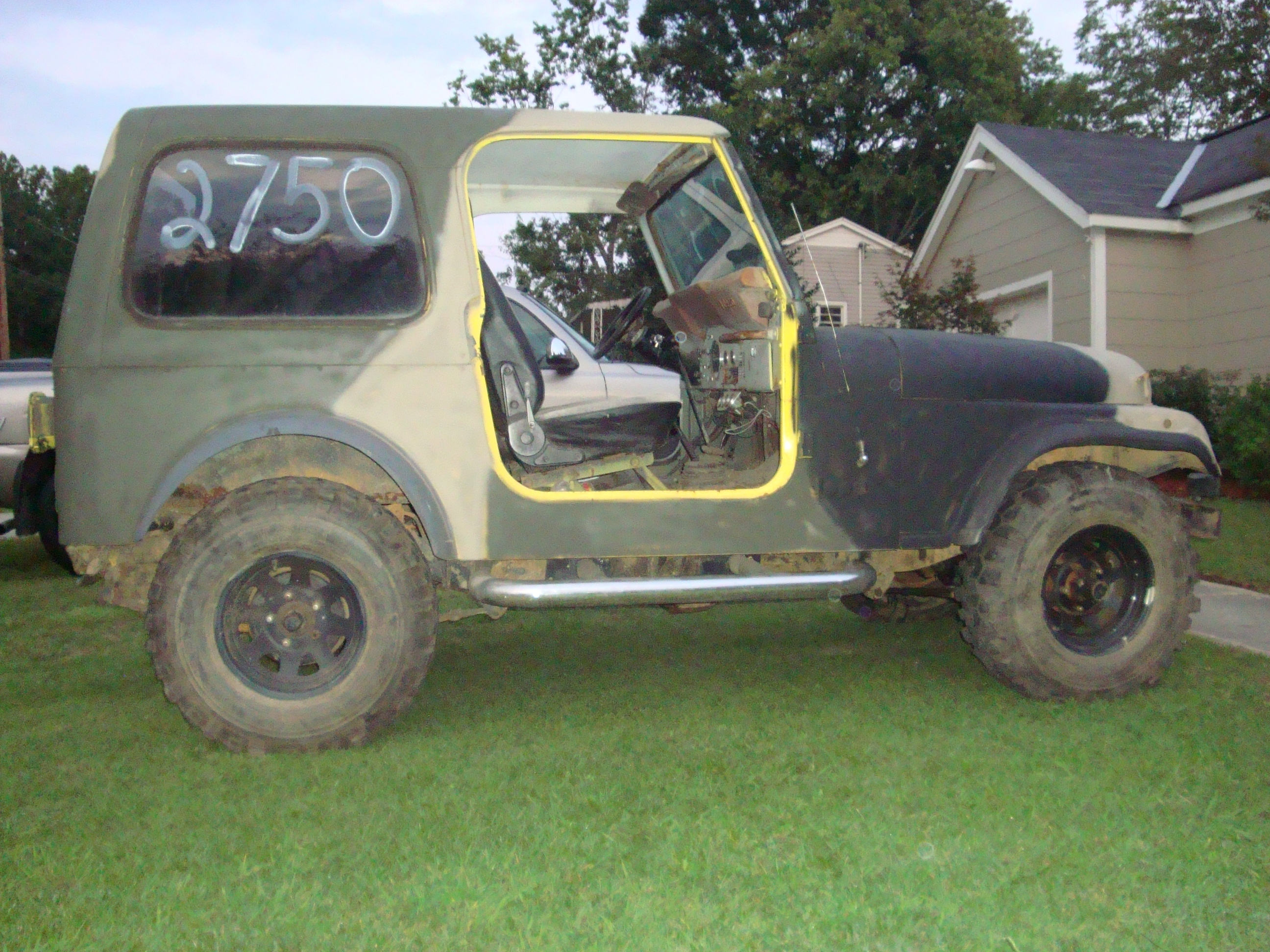 Another CLEGS-SILVERADOS 1984 Jeep CJ7 post... - 13930976