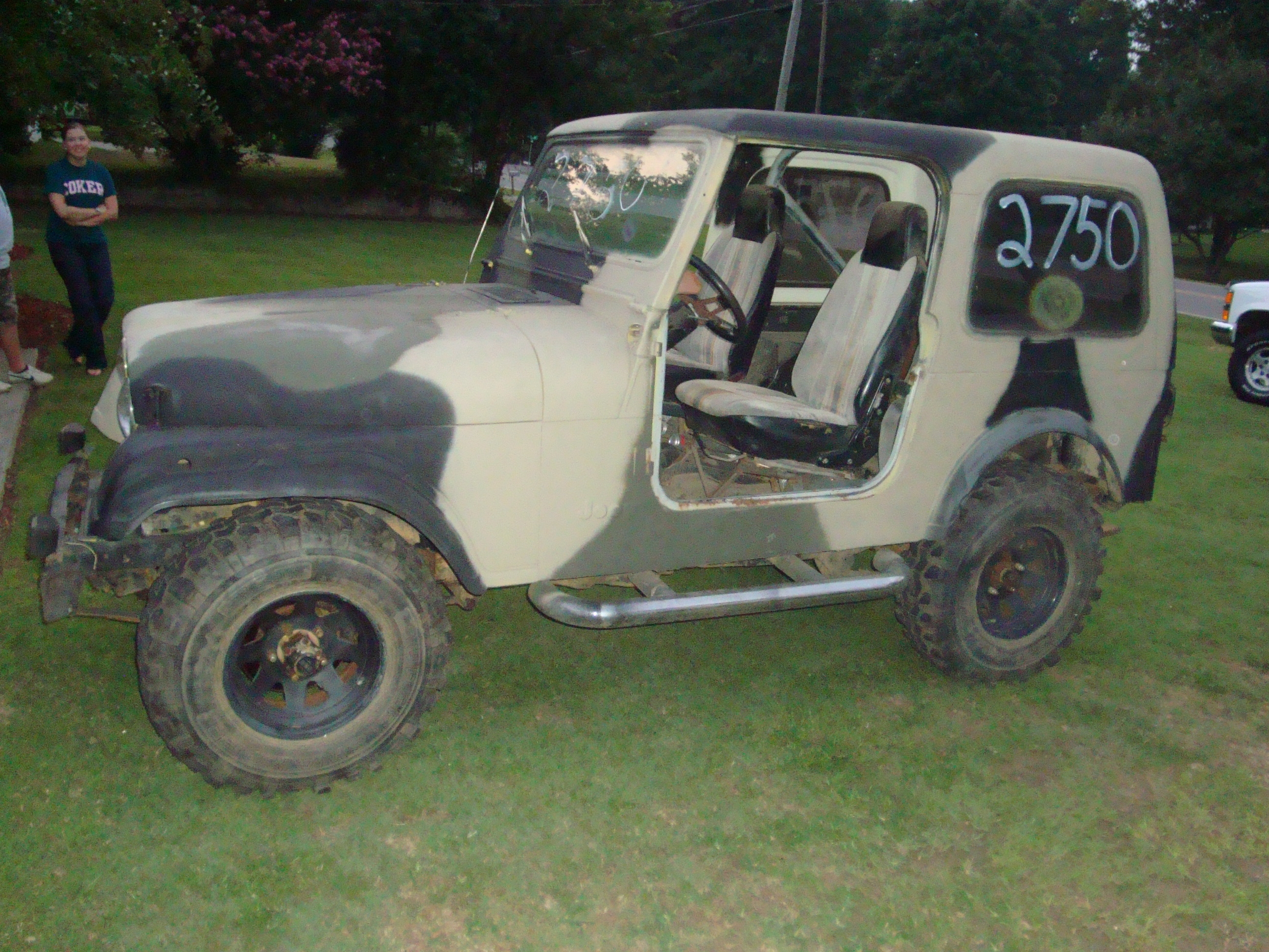 Another CLEGS-SILVERADOS 1984 Jeep CJ7 post... - 13930977