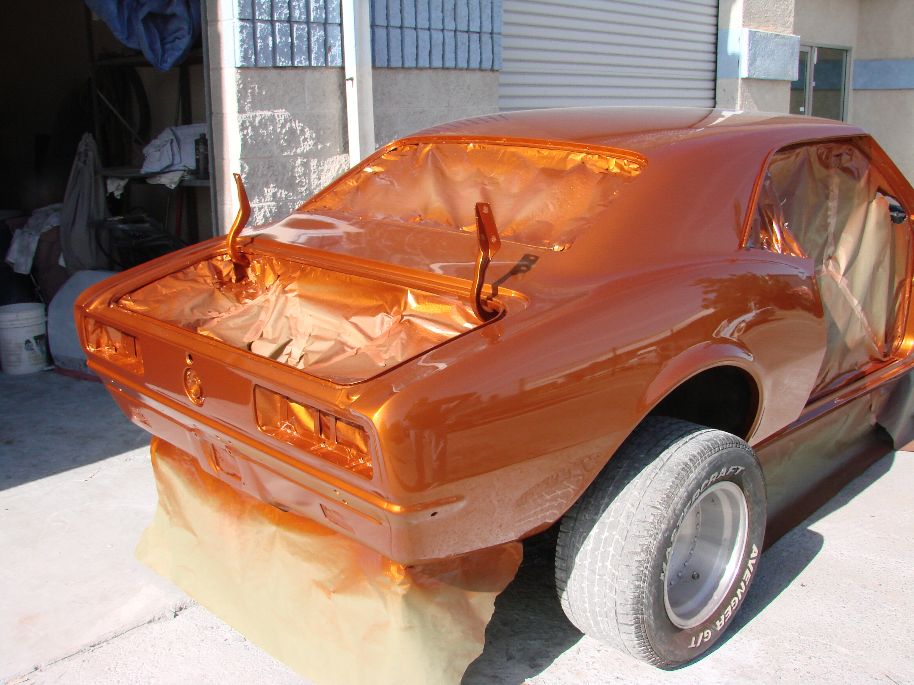 Another B_U_B 1967 Chevrolet Camaro post... - 13931372