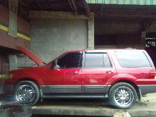 Another marson 2004 Ford Expedition post... - 13931692