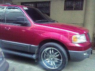 Another marson 2004 Ford Expedition post... - 13931693
