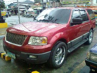 Another marson 2004 Ford Expedition post... - 13931695