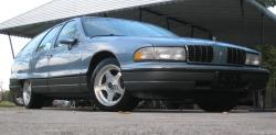 brokecello 1991 Oldsmobile Custom Cruiser