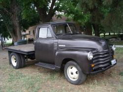 java082492s 1952 Chevrolet C/K Pick-Up