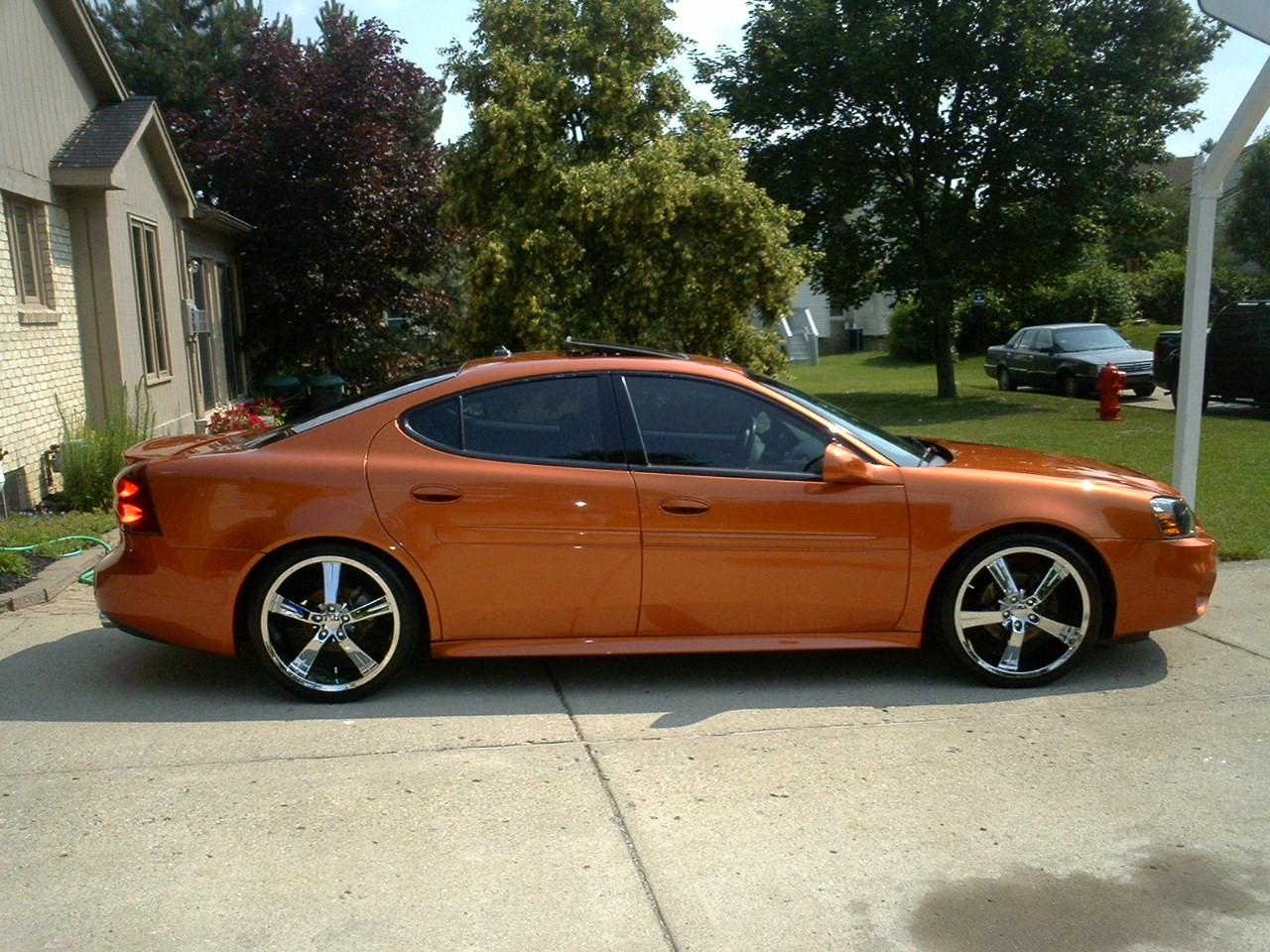 Orangeenvy 2004 Pontiac Grand Prix Specs  Photos  Modification Info At Cardomain