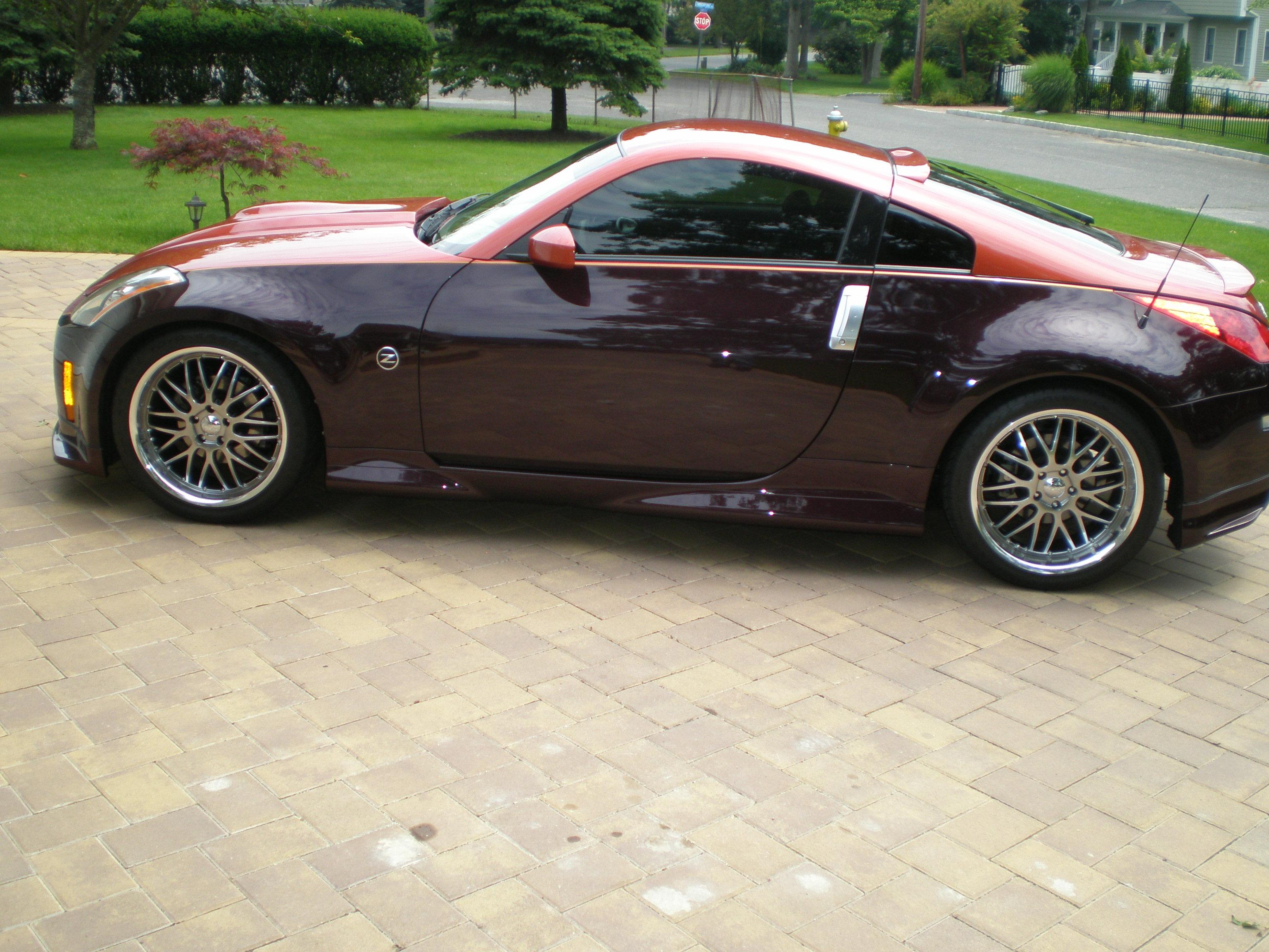 jdia561 39 s 2003 nissan 350z in palm springs fl. Black Bedroom Furniture Sets. Home Design Ideas