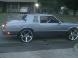 davistees 1987 Chevrolet Monte Carlo