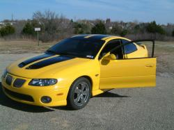 sgtbehrenss 2005 Pontiac GTO