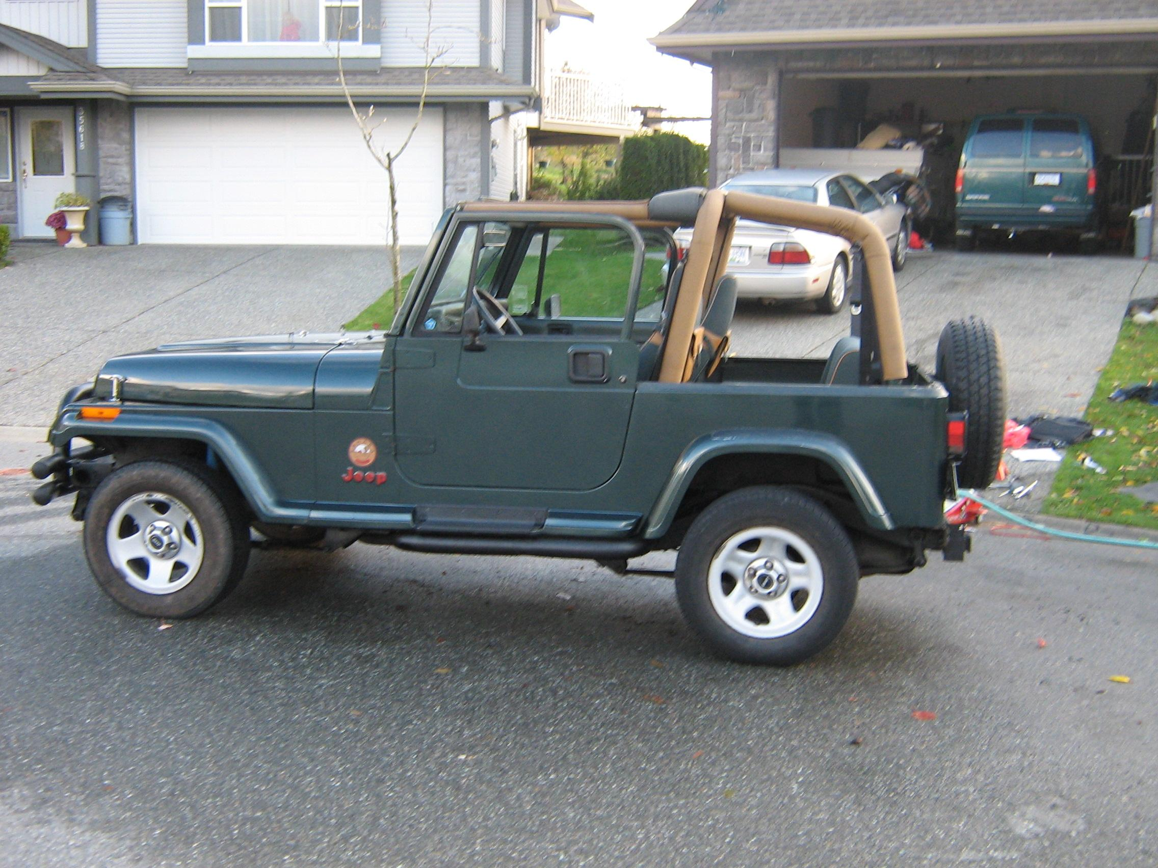 Stefan16 1993 Jeep Yj Specs Photos Modification Info At