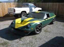 timcking 1971 Lotus Europa