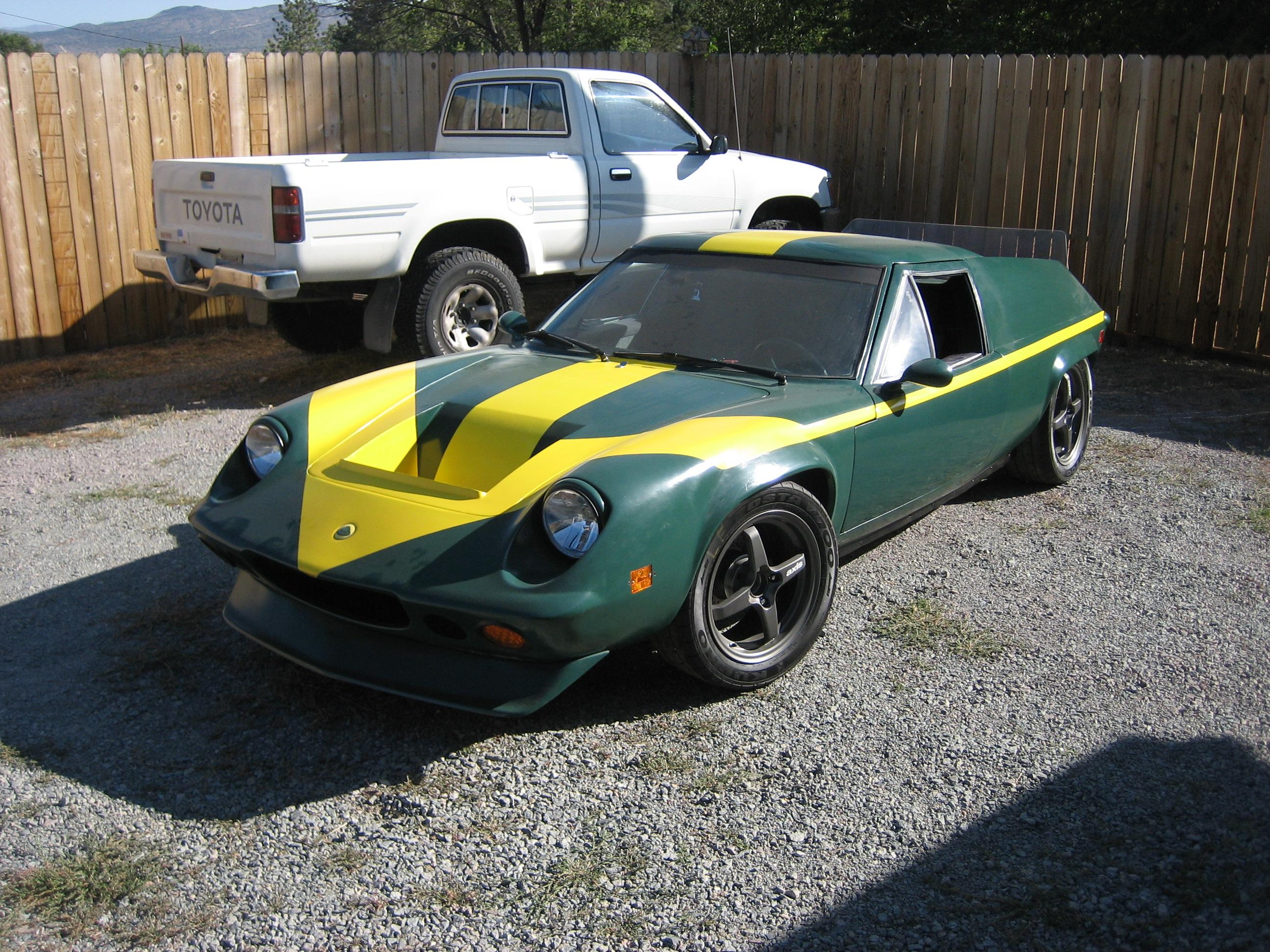 timcking 1971 Lotus Europa 13932613