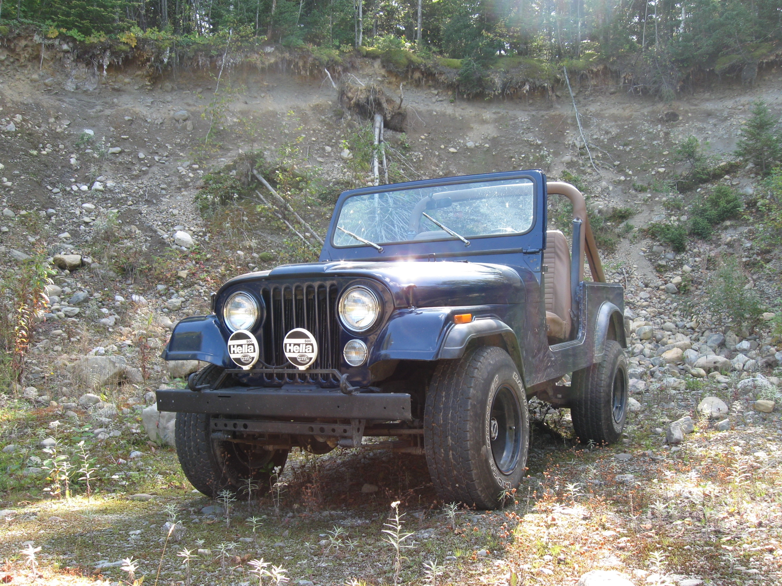 Another frozzen 1981 Jeep CJ7 post... - 13935246