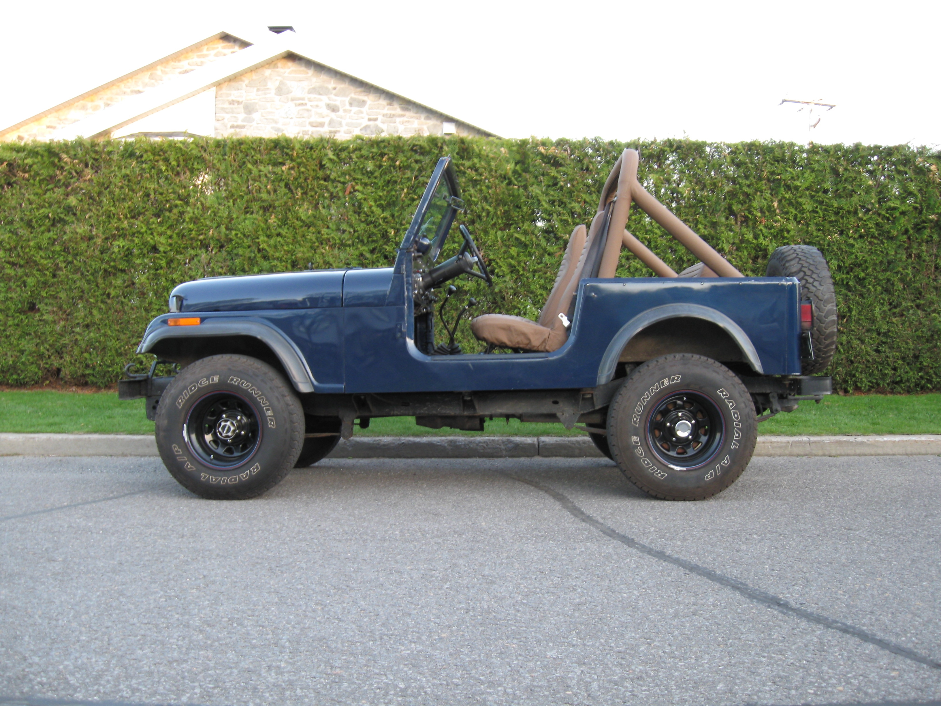 Another frozzen 1981 Jeep CJ7 post... - 13935261