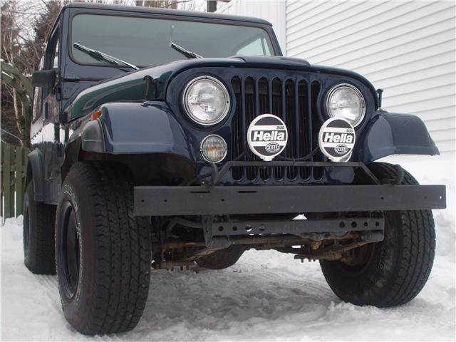 Another frozzen 1981 Jeep CJ7 post... - 13935262