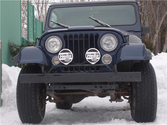Another frozzen 1981 Jeep CJ7 post... - 13935263