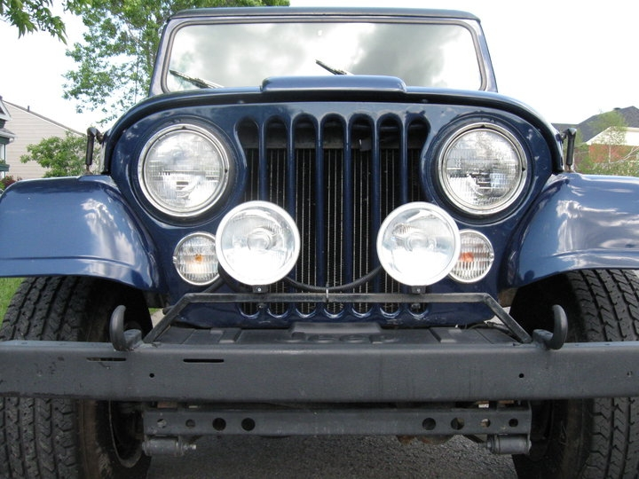 Another frozzen 1981 Jeep CJ7 post... - 15348307