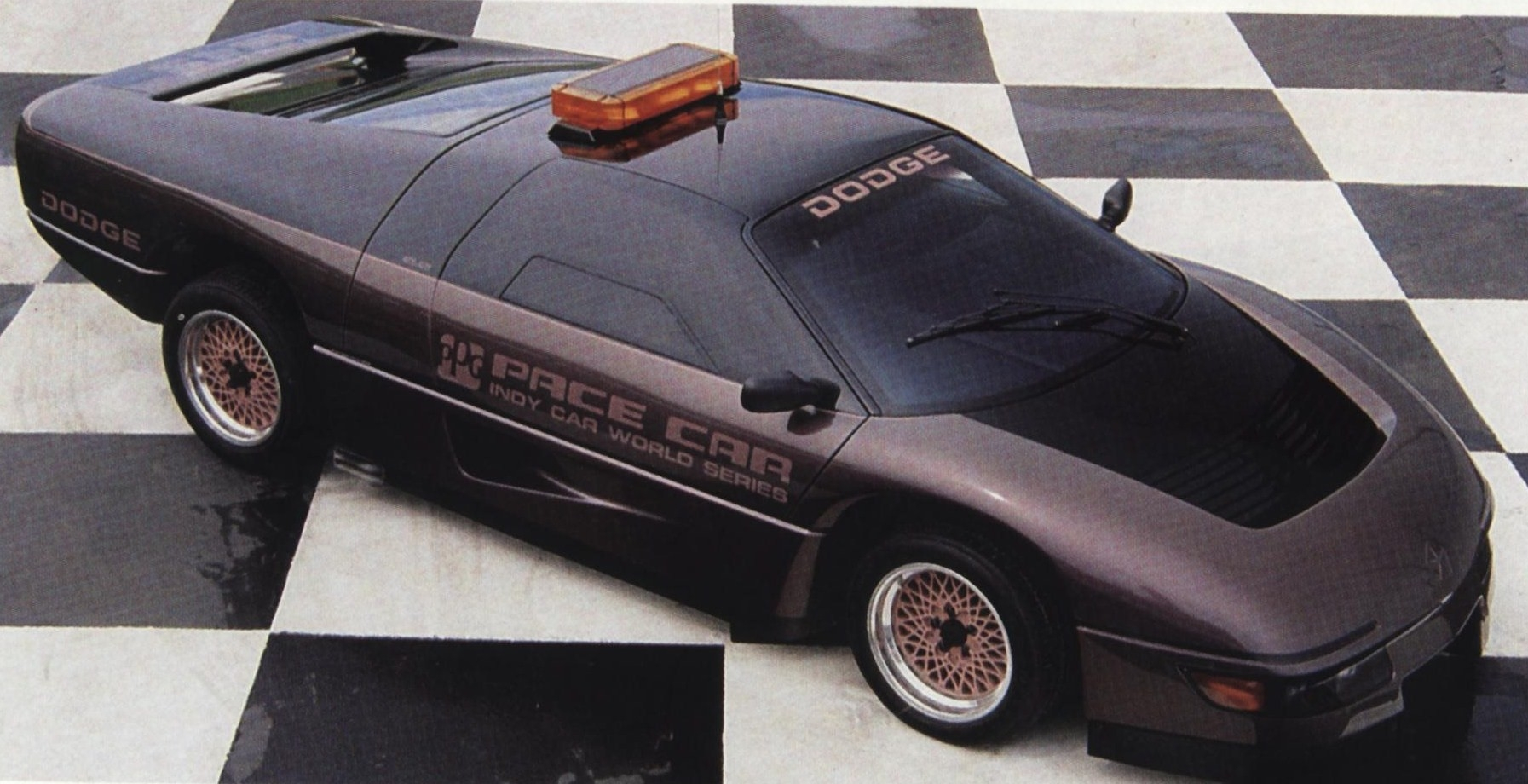 Another escaperoute 1986 Dodge Custom post... - 13935499