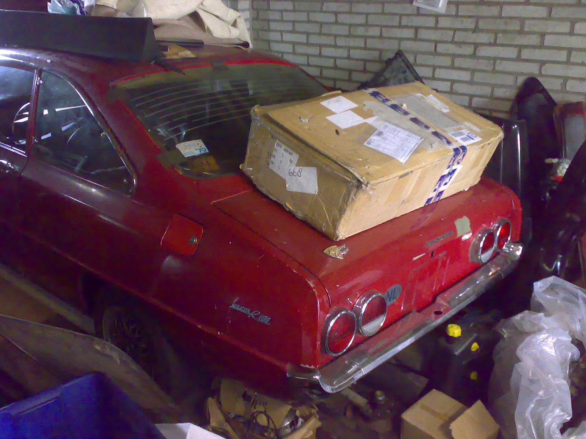 Another wankelmaster 1970 Mazda 1200 post... - 13936640