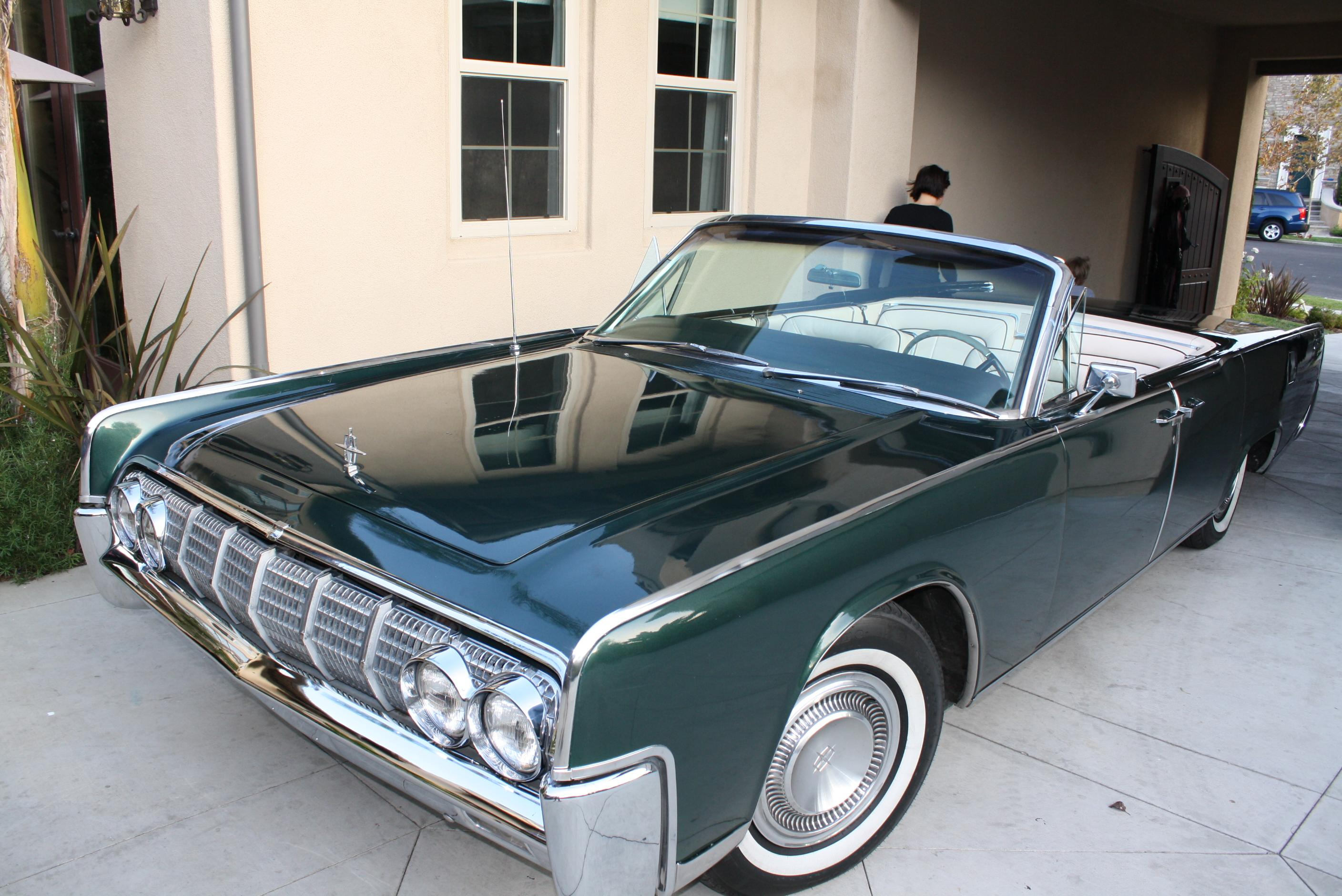 sixfo 1964 lincoln continental specs photos modification info at cardomain. Black Bedroom Furniture Sets. Home Design Ideas