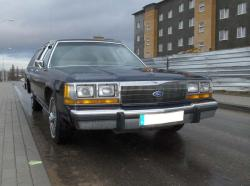 krzych033 1988 Ford LTD Country Squire