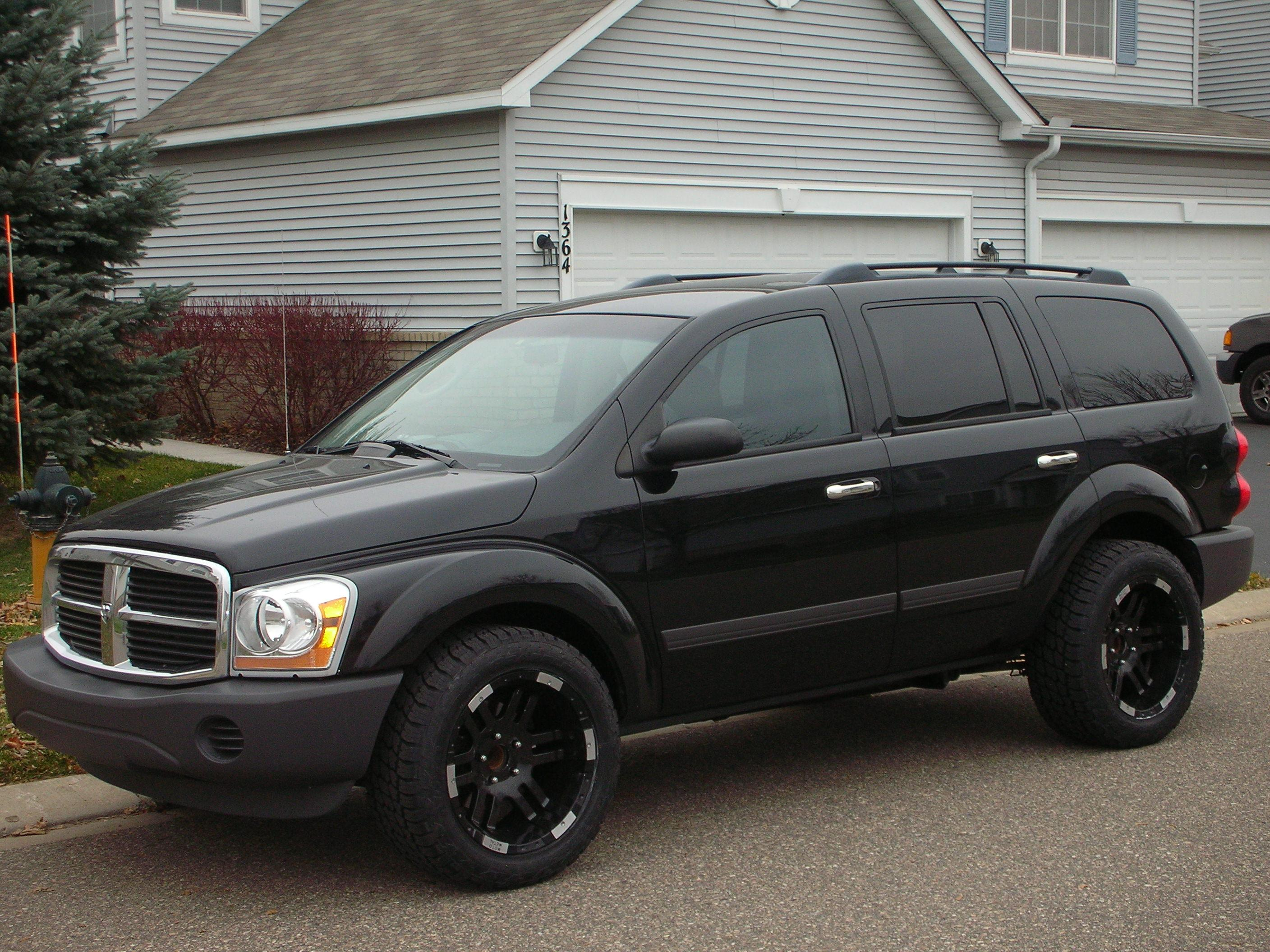 tjstockdale 2006 dodge durango specs photos modification. Black Bedroom Furniture Sets. Home Design Ideas