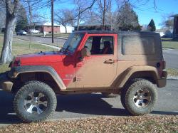 leecook77s 2009 Jeep Wrangler