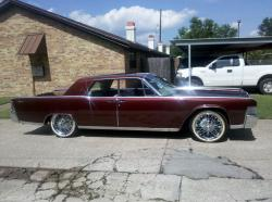 hdac77s 1965 Lincoln Continental
