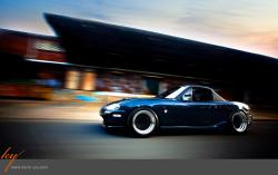 Crocaines 2000 Mazda Miata MX-5