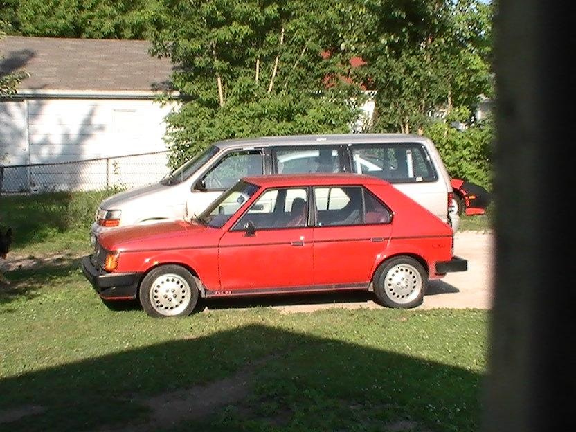 Another missruth 1985 Dodge Omni America post... - 13940507