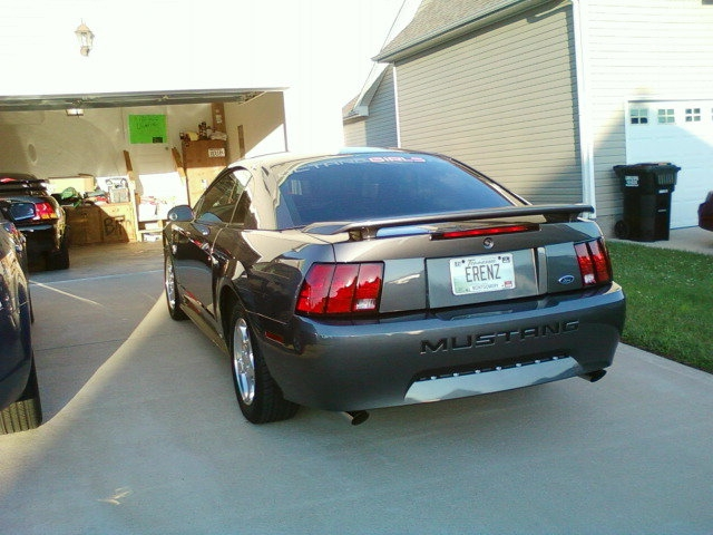 blissfulerin 2004 Ford Mustang 13940611