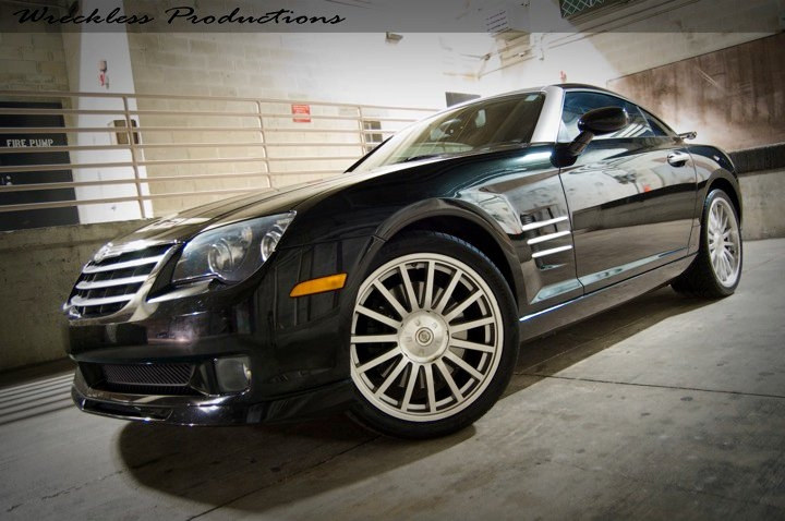 VivaLaAshley's 2005 Chrysler Crossfire