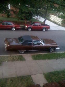 DCJUNEBUG1s 1976 Cadillac DeVille