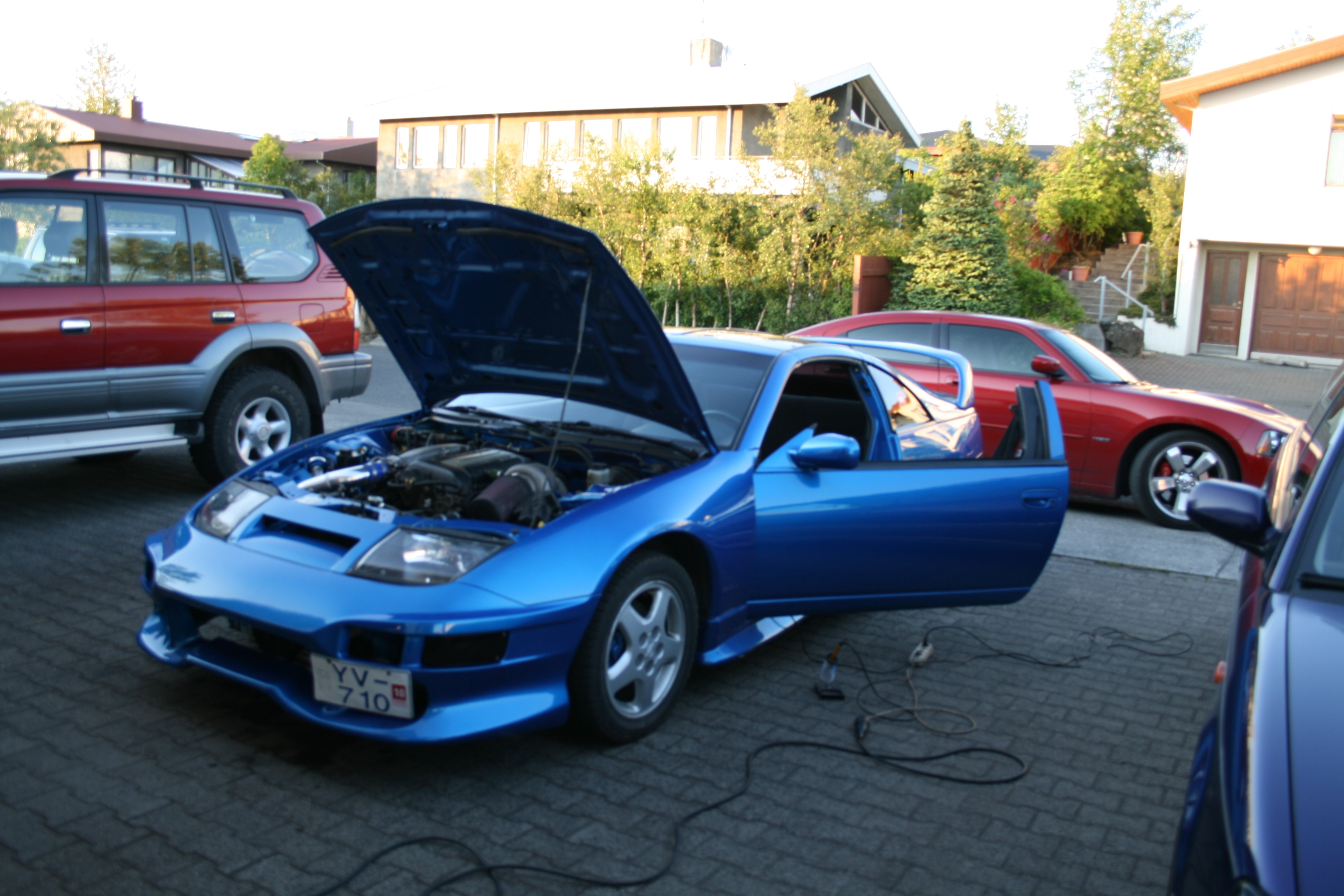 Another Ellimopar 1990 Nissan 300ZX post... - 13941504