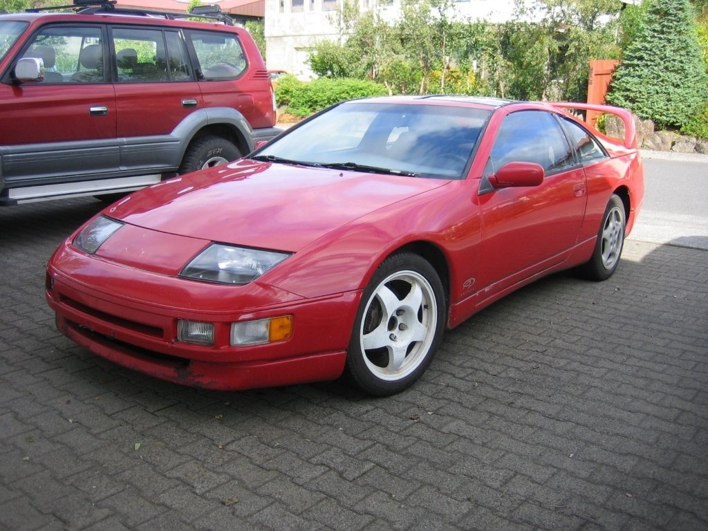 Another Ellimopar 1990 Nissan 300ZX post... - 13941523