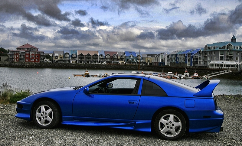 Another Ellimopar 1990 Nissan 300ZX post... - 13941546