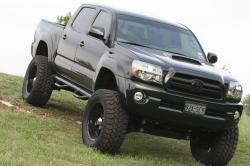 Shanes Toyota Tacoma TRD Sport 4×4 Lifted Shanes Toyota Tacoma TRD Sport 4×4 Lifted on Cardomain page for SQ1 Truck Pictures