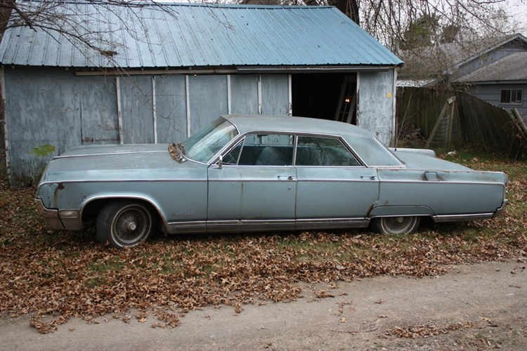 Wanted: 1964 Olds 98 drivers door and rear bumper