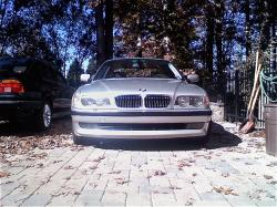 e528is 2001 BMW 7 Series