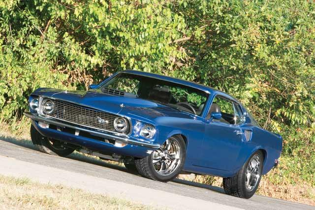 Another byxman 1969 Ford Mustang post... - 13940123