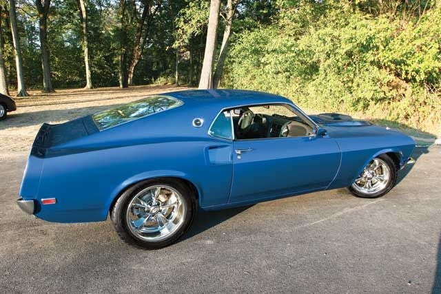 Another byxman 1969 Ford Mustang post... - 13940124